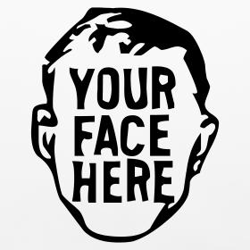 Your Face Here